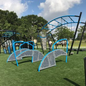 Harris County Pct 1 - Tom Bass Park Challenge Course gallery thumbnail